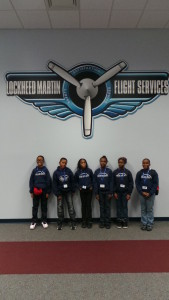 4th grade at Lockheed